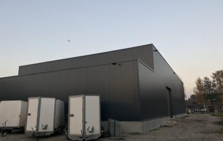 Apeldoorn – realisatie bedrijfshal
