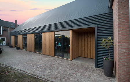 Realisatie werkplaats – Veldheer Kachels