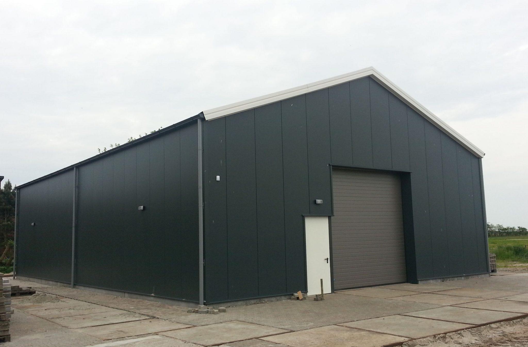 Loods bouwen kosten prijzen de staalbouwers for Zelf huis bouwen kostprijs